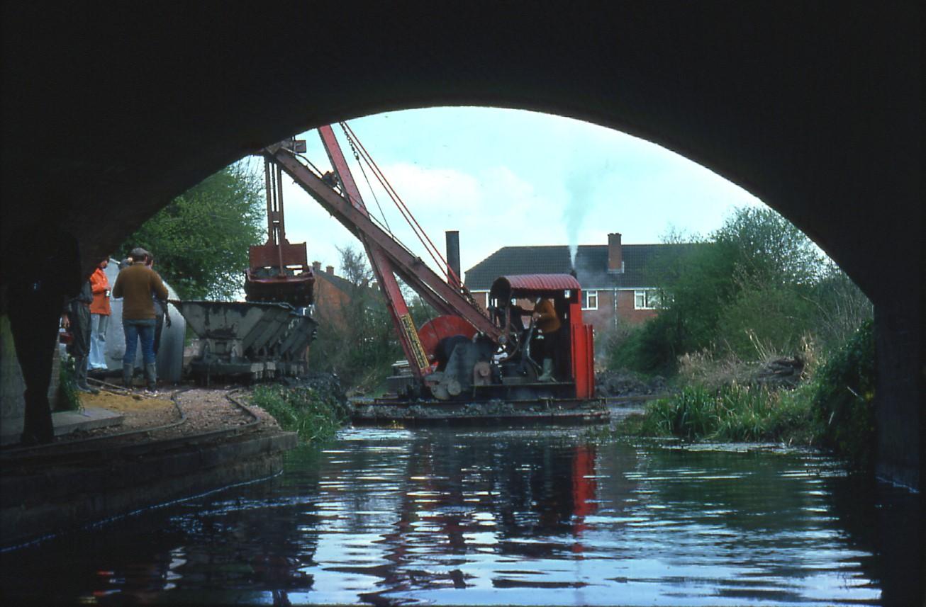 Restoration The Basingstoke Canal Society