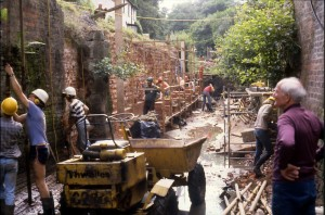 393. Lock 3 restoration. Woodham. Phil Pratt REDUCED