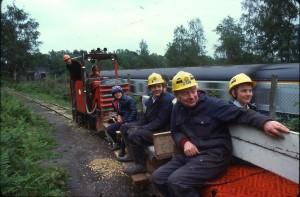 45. Railway. Deepcut. Mellor. 1977 REDUCED