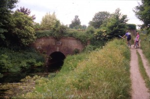 657. Greywell Tunnel, Eastern Portal - REDUCED