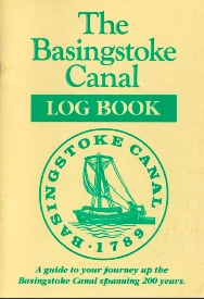 Basingstoke Canal Log Book