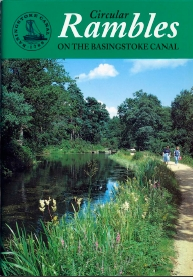 Circular Rambles on the Basingstoke Canal