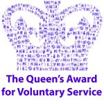 The Society Honoured With Queen's Award For Voluntary Service
